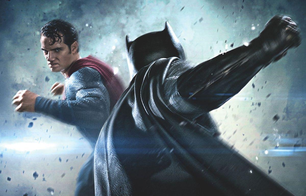 Les deux super-héros légendaires en viennent aux mains dans «Batman V Superman» – Warner Bros