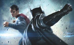 Les deux super-héros légendaires en viennent aux mains dans «Batman V Superman»