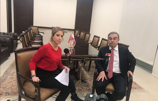 Affaire Carlos Ghosn: Léa Salamé critiquée pour son interview de l'ex-PDG de Renault-Nissan