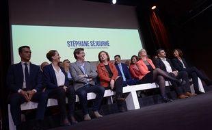 Nathalie Loiseau et la liste LREM aux européennes
