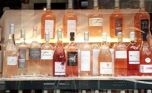 Le rosé se distingue par un nuancier de couleurs impressionnant.