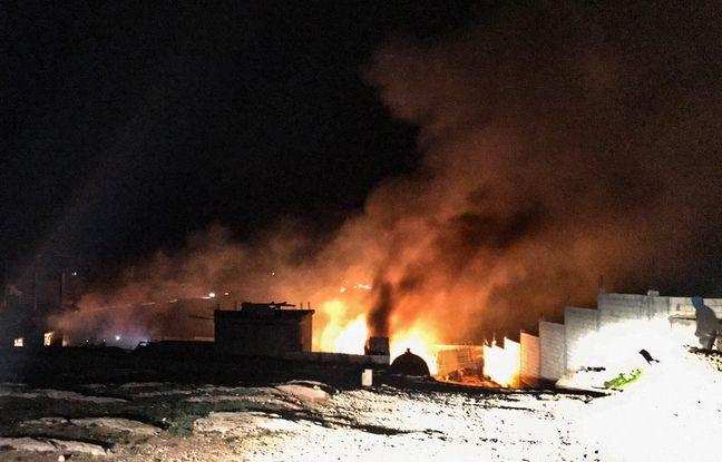 648x415 une explosion a eu lieu dimanche 3 janvier 2021 dans la province de hermel entre le liban et la