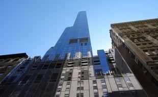 L'appartement de 100 m2 acheté par Michael Dell, se situe au sommet de la luxueuse tour One57 à Manhattan.