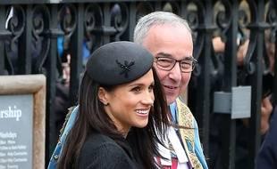 L'actrice et future femme du prince Harry, Meghan Markle