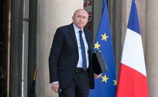 Gérard Collomb, ministre de l'Intérieur. (Illustration)