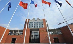 L'hôtel de Région, à Toulouse