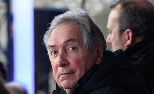 Gérard Houiller, en décembre 2019 au stade Pierre Mauroy.