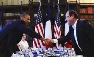 """Les présidents français et américain lancent un appel commun à un accord ambitieux sur le climat, dans une tribune publiée lundi par Le Monde et le Washington Post, où ils présentent leur partenariat comme un """"modèle""""."""
