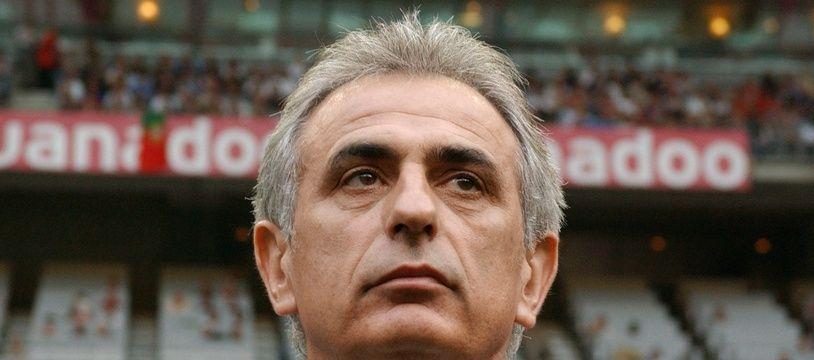Vahid Halilhodzic à Paris en 2009.
