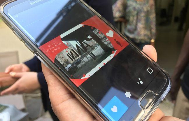 L'application PhotoBee est simple d'emploi et complète.