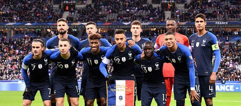 Les Bleus se préparent pour l'Euro 2020 cet été.