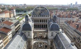 Lyon, le 3 septembre 2012. L'opéra  de Lyon. CYRIL VILLEMAIN/20 MINUTES