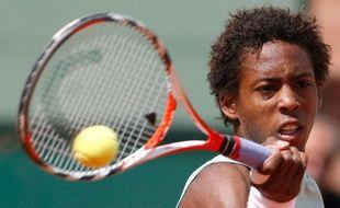 Gianni Mina, finaliste du Rioland-Garros junior 2009.
