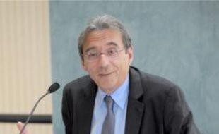 Le maire socialiste de Strasbourg, Roland Ries.
