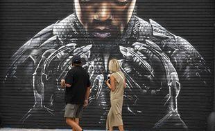 L'acteur était devenu un symbole  de la culture noire