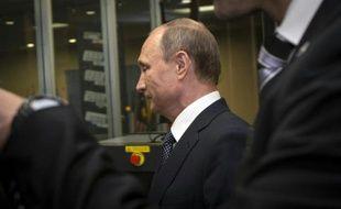 Vladimir Poutine le 28 septembre 2015 à l'Onu à New York