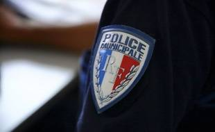 Photo d'illustration de la police.