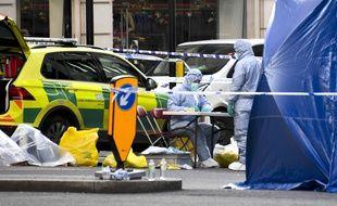 Londres encore frappée par le terrorisme