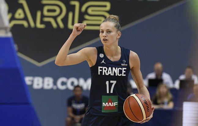 VIDEO. Marine Johannès privilégie Lyon Asvel Féminin à Bourges... «Une fierté immense» pour Nicolas Batum