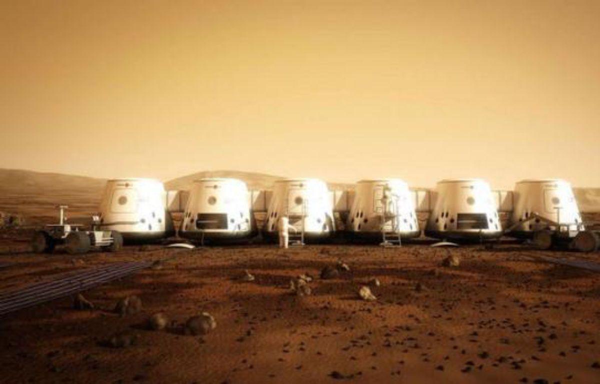 Un aller simple pour Mars financé en faisant de la conquête de la planète rouge un spectacle médiatique inédit : alors que le robot Curiosity fait ses premiers pas sur Mars, une start-up néerlandaise veut y envoyer des hommes dès 2023, bien avant la Nasa. –  afp.com