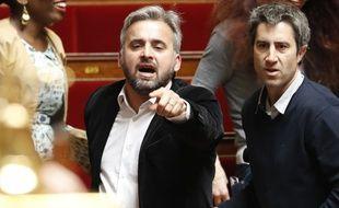 Alexis Corbière loue les vertus de l'indignation