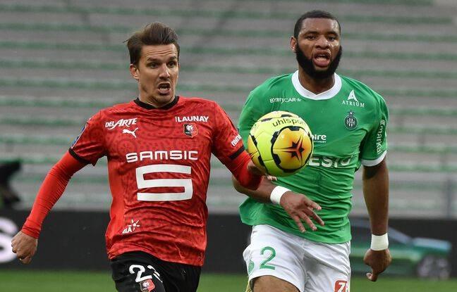 ASSE-Stade Rennais: Les Verts tombent de haut mais vont «continuer à se construire ensemble»