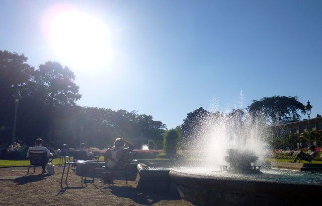 Canicule: Avec 40,1°C mardi, le record de chaleur a été battu à Rennes et en Bretagne