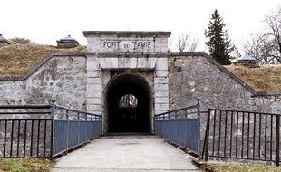Le Fort de Tamié en Savoie.