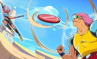 Le jeu le plus attendu du moment? Le jeu fou de frisbee «Windjammers 2 » par le studio français Dotemu bien sûr !
