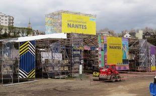 La structure de l'événement « Complètement Nantes »