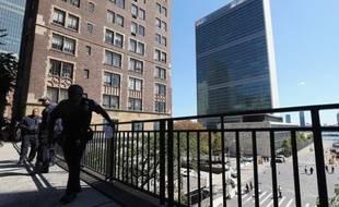 Le pessimisme de Lakhdar Brahimi sur la Syrie et une diatribe du président iranien sur les sanctions ont placé d'emblée lundi ces dossiers sensibles au coeur des discussions à New York à la veille de l'ouverture de l'Assemblée générale de l'ONU.