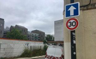 Une zone 30 km/h à Bordeaux