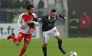 Depuis son arrivée à Bordeaux, le joueur déçoit les supporters.