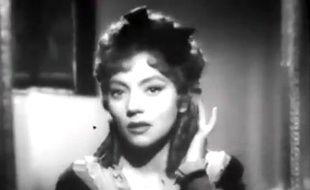 Yvette Lebon dans Le Destin fabuleux de Désirée Clary en 1941