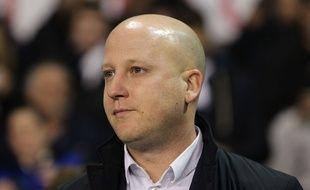 Marko Nikolic, le coach de Ljubjana
