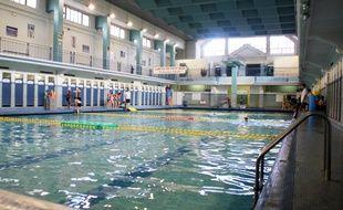 La piscine Saint-Georges à Rennes, ici en 2013.