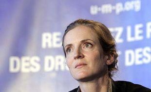 Nathalie Kosciusko-Morizet, le 15 septembre 2012.