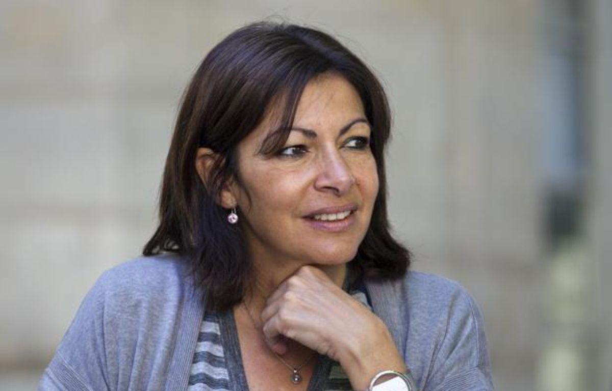Anne Hidalgo, en mai 2013. – V. WARTNER / 20 MINUTES