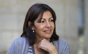 Anne Hidalgo, en mai 2013.