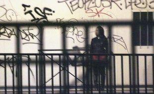 Une prostituée à Toulouse.