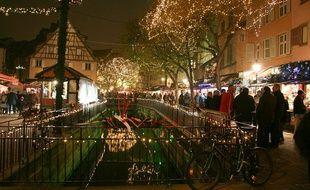 Le marché de Noël de Colmar ouvrira bien ce vendredi malgré la menace terroriste qui règne en France.