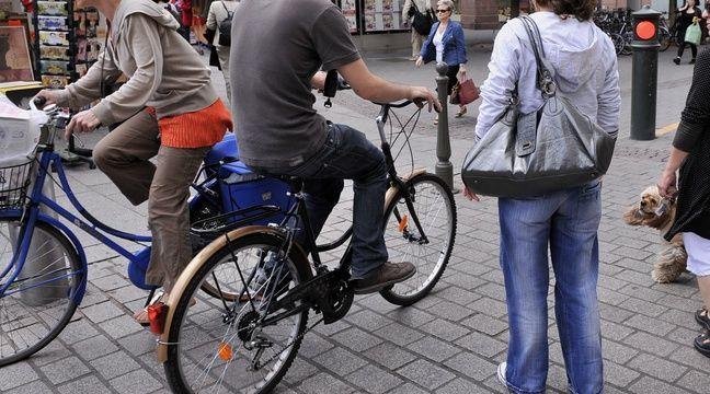 Les cyclistes strasbourgeois pourraient à l'avenir devoir « filer droit »