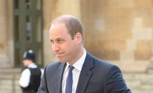 Le prince William dans les rues de Londres