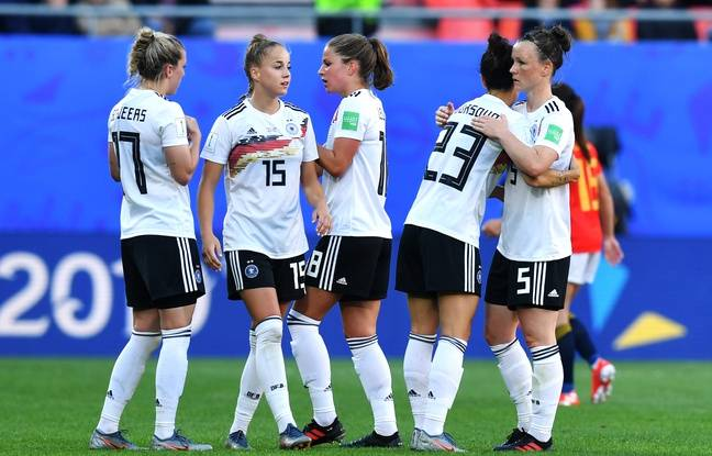 Coupe du monde féminine : L'Allemagne gagne encore mais n'impressionne toujours pas