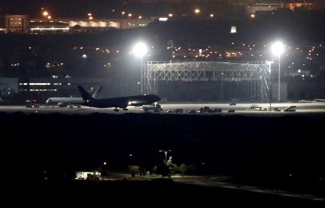 Espagne: Un avion d'Air Canada atterrit en urgence à Madrid