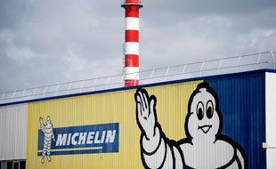 Le site Michelin à La Roche-sur-Yon.