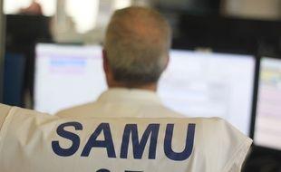 Le médecin du Samu a déclaré la victime décédée.