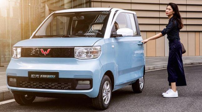 Moins de 4.000€: Cette voiture électrique rencontre un succès incroyable ! - 20 Minutes