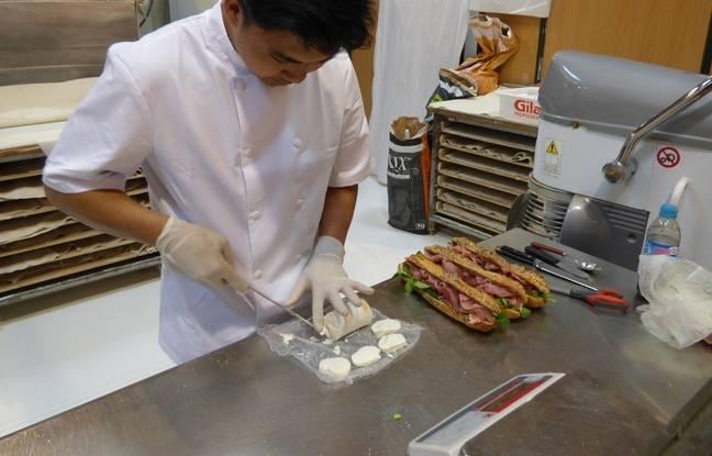 Le boulanger qui a réalisé le meilleur sandwich vient de La Roche sur Yon