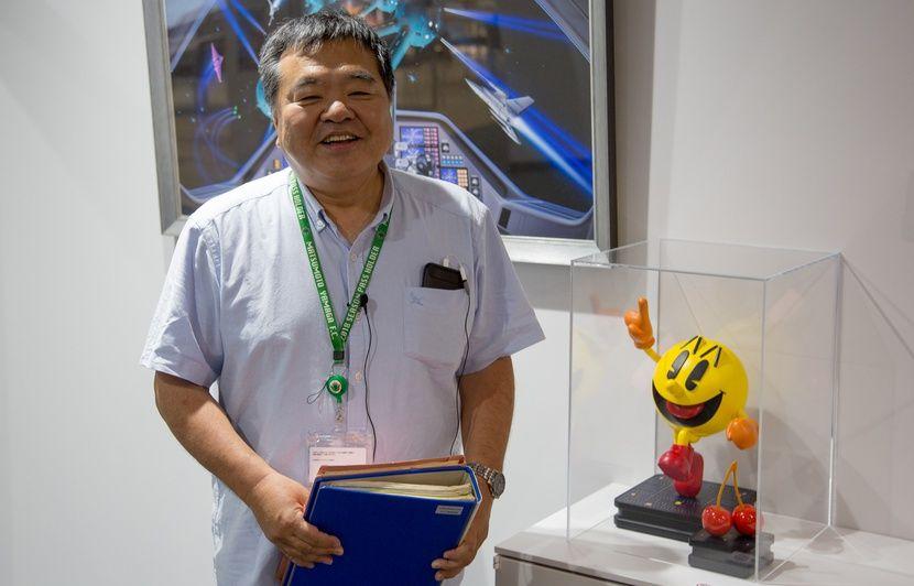 VIDEO. Salon Japan Expo à Villepinte, «Pac-Man», «Tekken 4»… Comment Namco préserve le patrimoine historique du jeu vidéo